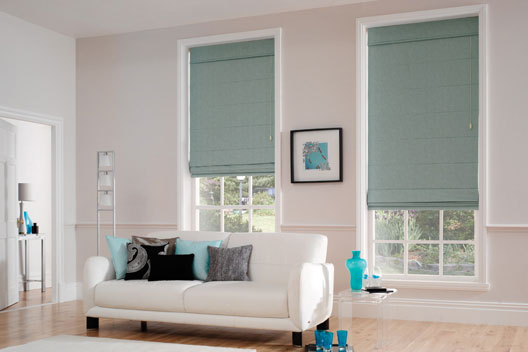 karunda duckegg roman blinds