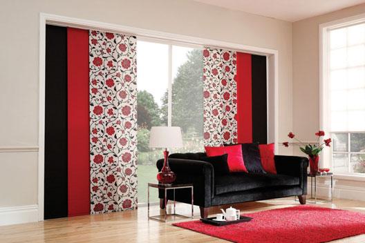tudor panel blinds