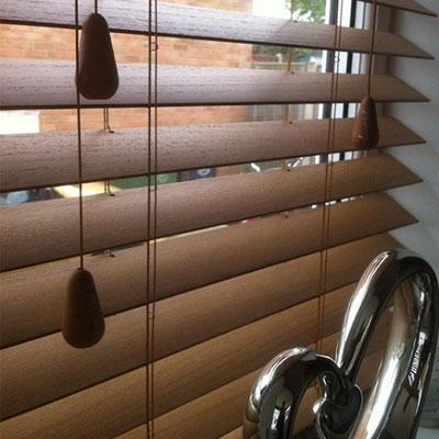 Venetain Wood Blinds