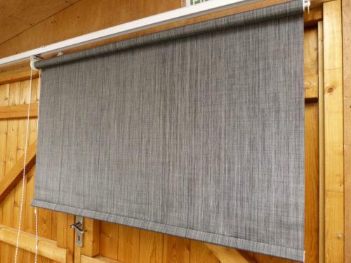 roller blind oslo graphite