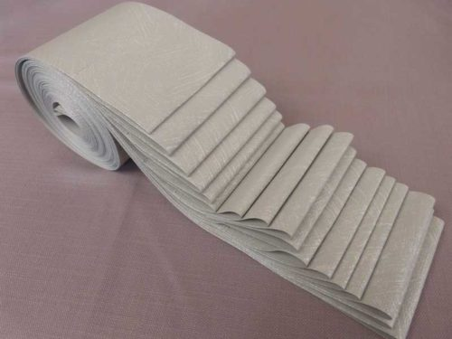 slat pack romany light grey 89mm